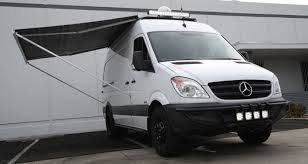Ford Transit Connect Awning Sprinter Van Fiamma F65s Awning