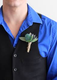 boutonniere prom succulent corsages silk wedding flowers afloral
