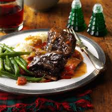 braised short ribs with gravy recipe taste of home