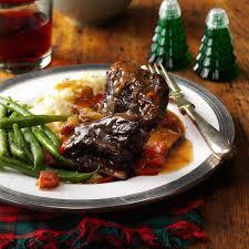 braised short ribs with gravy recipe taste of home