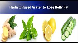 infused water to lose belly fat quick weight loss diet drink