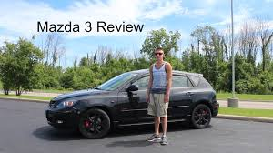 mazda 3 review 2008 mazda 3 2 3 review youtube
