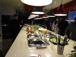 cuisine etc cuisine food counter includes aromatic ducks with