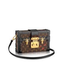 petite malle monogram canvas handbags louis vuitton