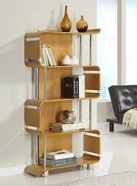 jual curve bs201 oak bookcase amazon co uk kitchen u0026 home