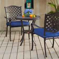Orchard Supply Patio Furniture by Escalon Mosaic Bistro 3 Piece Set Bistro Patio Furniture