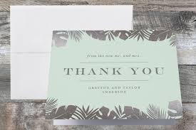 thank you wedding cards wedding guide how to word wedding thank you cards