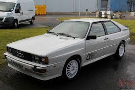 1983 audi quattro audi ur quattro 2 1 turbo wr
