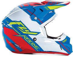 youth motocross gear 77 81 fly racing kinetic pro trey canard replica helmet 197973