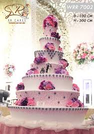 wedding cake harga rr cakes customize cake solution