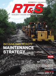 rt u0026s september 2014 by railway track u0026 structures issuu