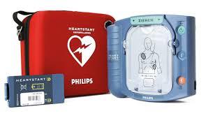 Komplettk He Philips Hs1 Defibrillator Komplett Set Cedip Verlagsgesellschaft Mbh