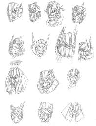 g1 movie concept head sketches by ra88 on deviantart