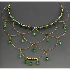 wire jewelry necklace images East indian memory wire necklace homestrung jewelry jpg