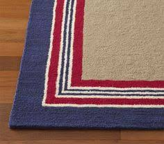 Red White Striped Rug Boys Area Rug Roselawnlutheran