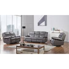 AmericanEagleInternationalTrading Bayfront  Piece Living Room Set - Three piece living room set