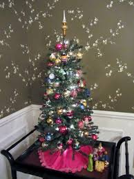 moments of delight anne reeves vintage shiny brite tree
