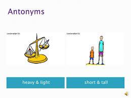 Light Synonyms Synonyms U0026 Antonyms A Grammar Mini Lesson