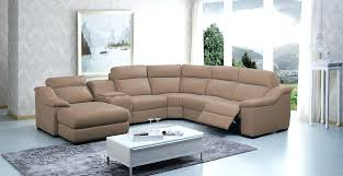 reclining leather sectional sofas u2013 knowbox co