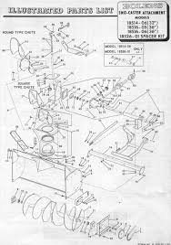 square back snowcaster manual mytractorforum com the