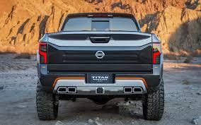 nissan titan diesel specs nissan titan warrior concept 2016 wallpapers and hd images car