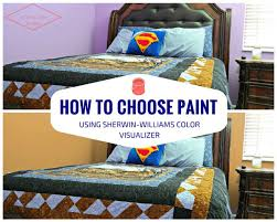 rt 1 us 1 how to choose a paint color using sherwin williams