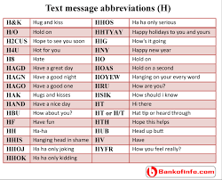 Powerful Adjectives Related Keywords Amp by Text Message Abbreviations Abbreviations Pinterest Texts And