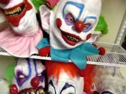 Killer Klowns Outer Space Halloween Costumes Killer Clown Mask Masks Sale