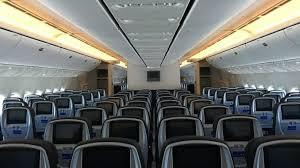 Delta 777 Economy Comfort The Big Three U S Carriers And Their 777 Seating Arrangements