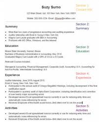 a super effective college student resume sample and tips mindsumo