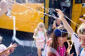 kickstart an awesome summer last day of school celebration