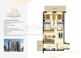 floor plans living legends dubailand by tanmiyat