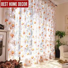 decoration rideau pour cuisine meilleur décor à la maison rideaux sheer fenêtre rideaux pour le