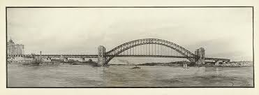 sydney harbour bridge photographic albums state archives and