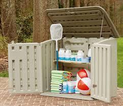 30 best outdoor horizontal storage sheds images on pinterest