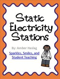 static electricity science stations by sssteaching tpt