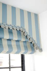 Roman Curtains Pelmet And Roman Blind Combination Roman Blind Pelmet With Fan