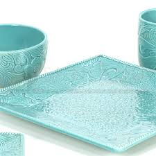 Sunland Home Decor Sunland Home Decor Di4001 Os Tq 16 Pc Dinnerware Set Savannah In