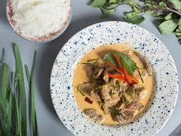 boeuf cuisiné another chef curry de boeuf panang cuisiné par kenny