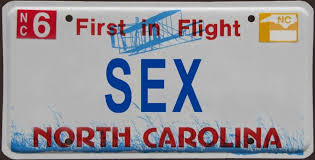 Make Your Own Vanity Plate 100 Rejected Nc License Plates Wral Com