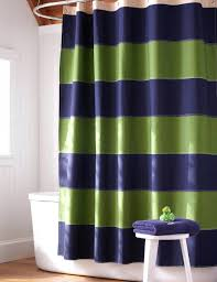 Blue And Yellow Shower Curtains Green Striped Shower Curtain Shower Curtains Ideas