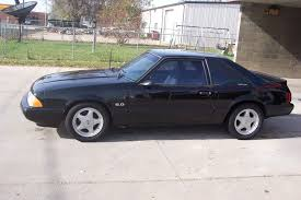 1993 mustang lx 1993 ford mustang lx 5 0 hatchback black with grey interior 5
