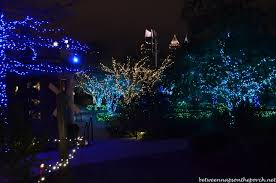 Botanical Garden Atlanta Lights Atlanta Botanical Gardens Christmas Garden Lights Holiday Nights