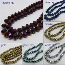 aliexpress com buy 70pc a string 8mm crystal glass faceted beads