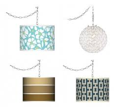 Ceiling Lamp Plug In plug in swag lamps foter within hanging lamp plug into wall in