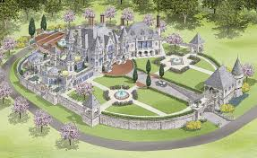 Chateau Home Plans Architecture U2013 Another Great Example Of Beautiful Design Lavish