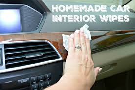 Car Cleaner Interior Make Your Own Car Interior Wipes Mom 4 Real