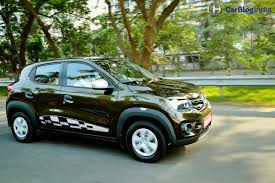 renault kwid renault kwid amt automatic test drive review images 4 carblogindia