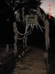 halloween decorations photo gallery 2005