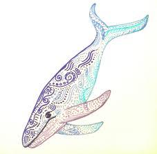 colorful whale art whale drawing nursery whale wall decor kids